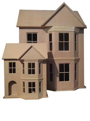 1:12 & 1:24 Scale Bay View Dolls House Kits