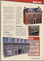 Dolls House decorating Article