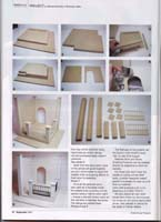 Bromley Craft Products 166 Dolls House Projects Featured In