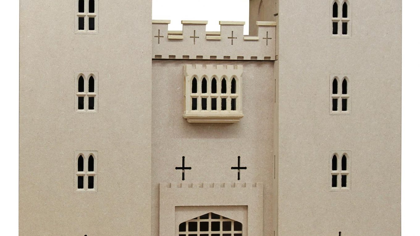 The Castle Dolls House