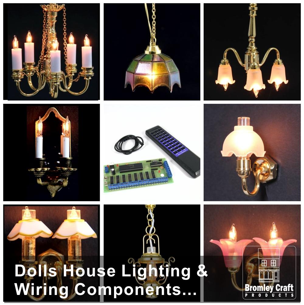 Dolls House Lighting