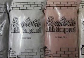 Realistic Brick Compound