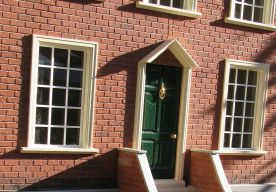 Brick & Stone Finishes