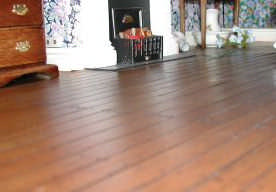 Wooden Floorboards