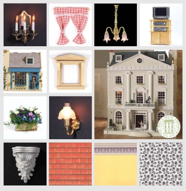 Latest Dolls Houses and Miniatures