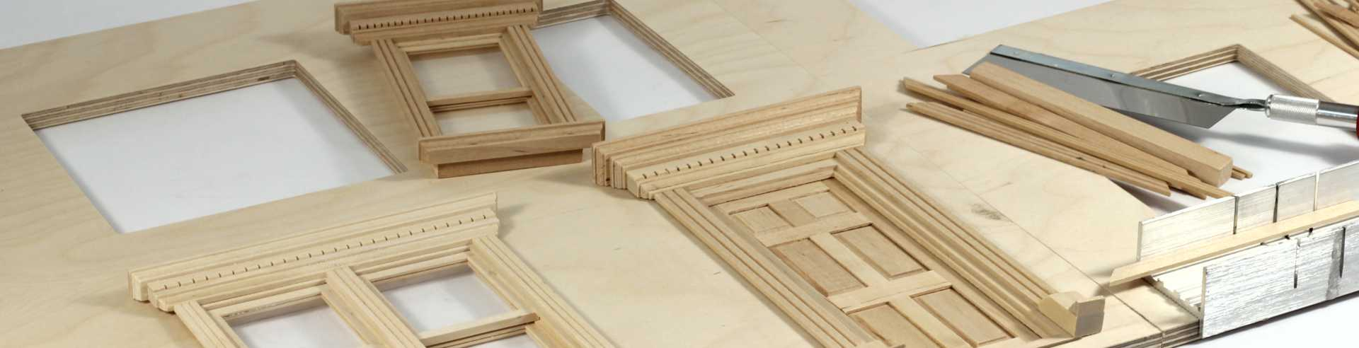 dolls house building components