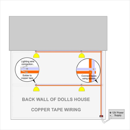 Amazing Dolls House Lighting Guide Bromley Craft Wiring Cloud Brecesaoduqqnet