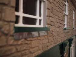 Dolls House Lead Flashing