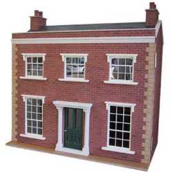 Georgian 1:12 scale Dolls House