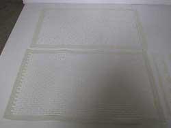 Designer Concrete Coatings - Stencil Pattern Concrete - Colours