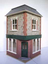 Decorated Dolls House