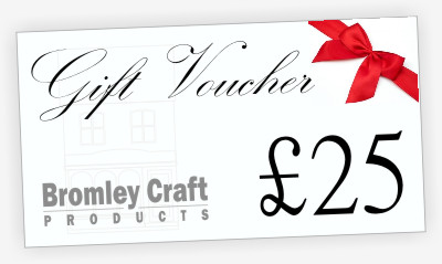 Dolls House Gift Voucher