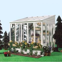 Greenhouse Conservatory Kit (Painted)