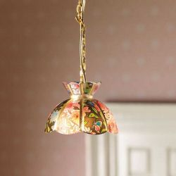 Hanging Tiffany Ceiling Light