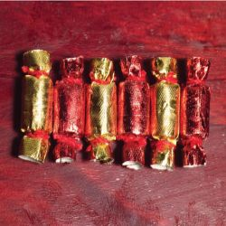 Christmas Crackers x6 pcs.