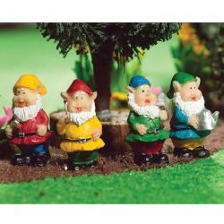 Four Jolly Little Gnomes