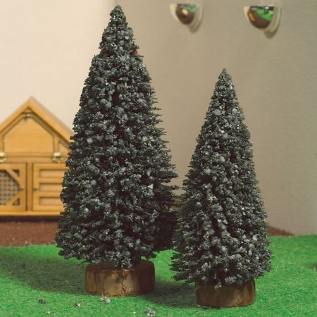 Evergreen Trees x2 pcs