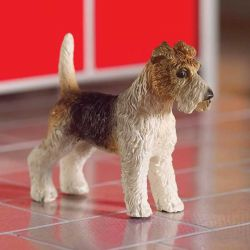 Tommy the Fox Terrier Dog *DAMAGED*