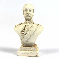 Sculptured Bust of Prince Albert