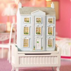 Miniature Classical Dolls House