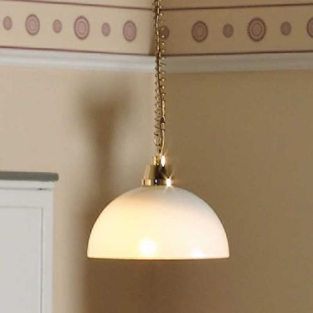 Rise and Fall Domed Light