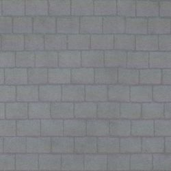 Grey Slate Dolls House Roof Paper