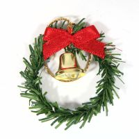 Dolls House Christmas Wreath