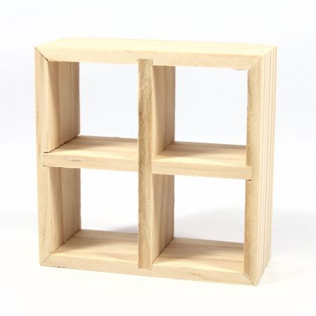 Display Shelves 2x2