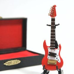 Red Washburn Electric Guitar