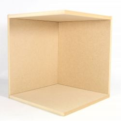 Small Corner Room Box Kit