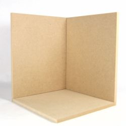 Open Corner Room Box Kit
