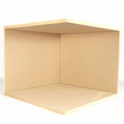 Large Corner Room Box Kit