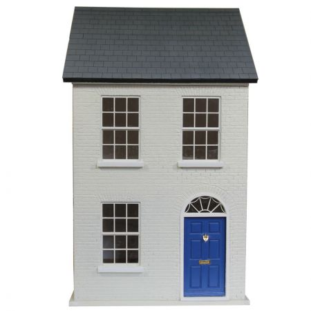 Small Georgian Style Dolls House