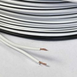 Double Wire for Dolls House Lighting 1M