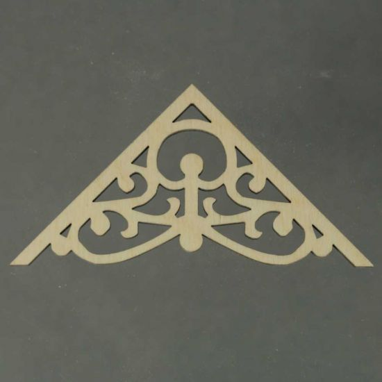 Decorative Gable Detail