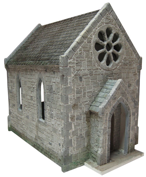 The Chapel Dolls House Project