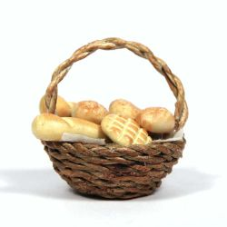 Basket of Bread (sgl.)
