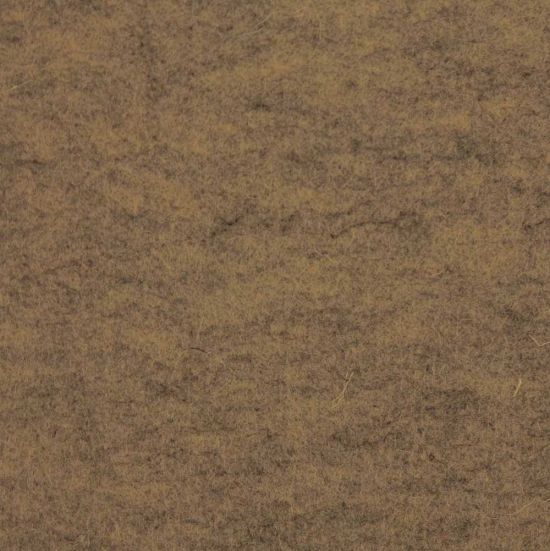 Premium Wool Dolls House Carpet - Brown Mix