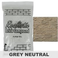 Realistic Brick Compound - Grey / Neutral