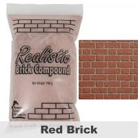 Realistic Brick Compound - Red Brick