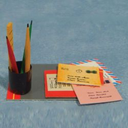 12th Scale Stationery Set