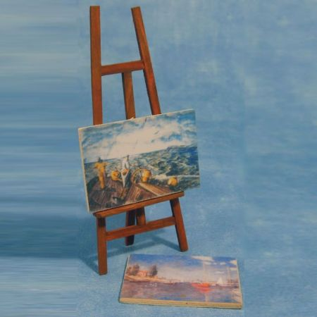 12th Scale Artists Easel