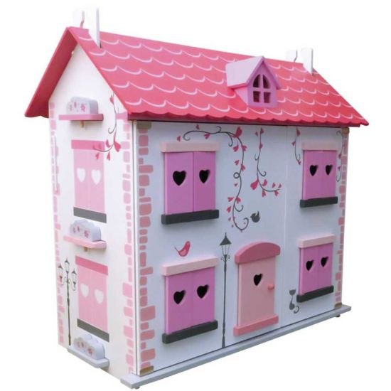 Diamond House Dolls House with Furniture