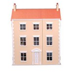 Vine House Dolls House Kit