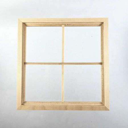 Window Frame for 1:12 Scale Dolls House