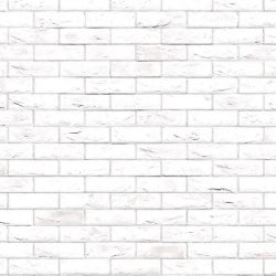 Embossed White Brick Sheet