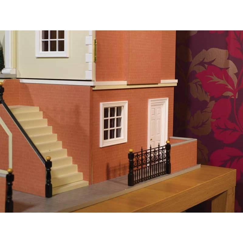 Foyer Hallway Kit : Montgomery halll dolls house kit