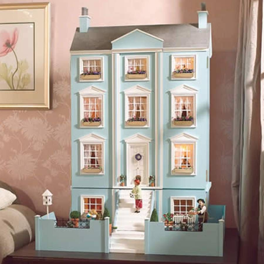 The Classical Dolls House Kit 1119 Bromley Craft