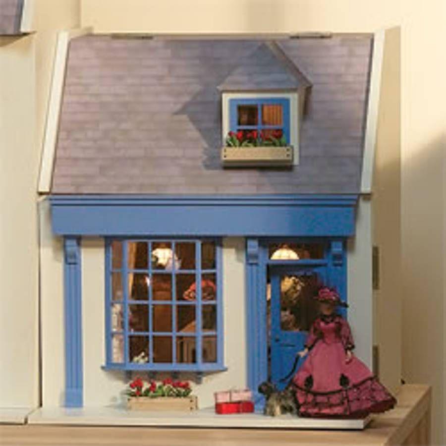 Jenny Wren S Shop Dolls House Shop Kit 1249 Bromley Craft