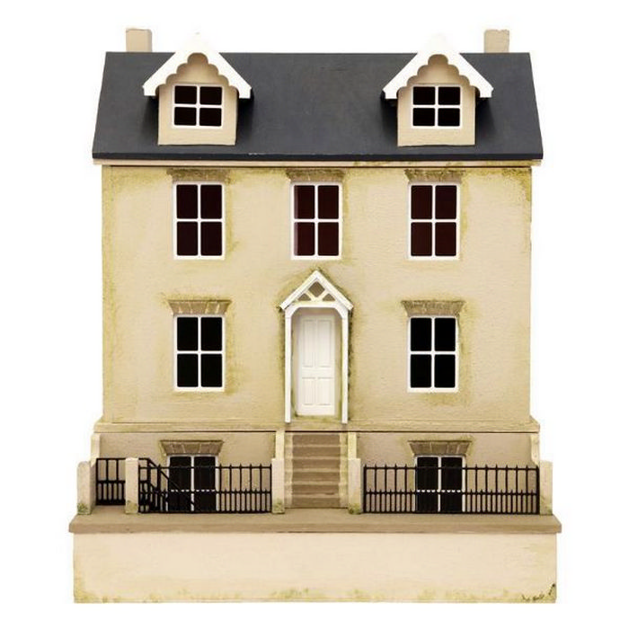 Willow Cottage 1 24 Scale Dolls House Kit Bch60